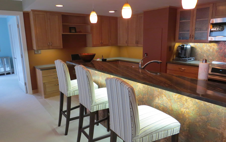 Fox Hill Village Kitchen Remodel