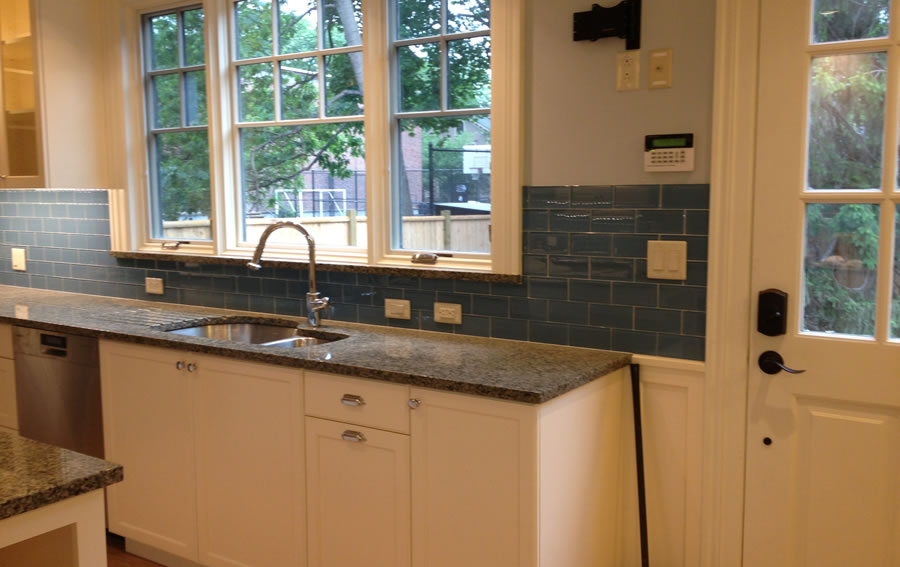 Harvard University: Guest Residence Kitchen